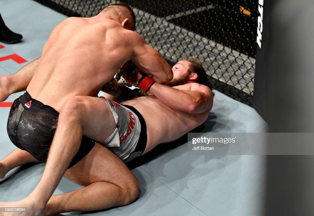 UFC Fight Night: Kimball v Stosic : News Photo
