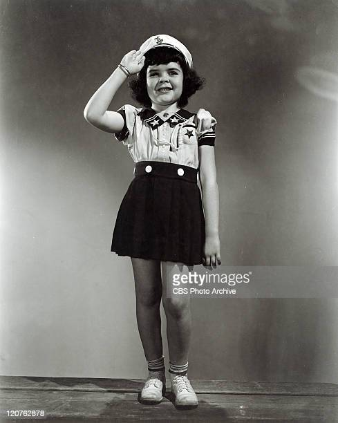 Darla Hood played Darla in the Our Gang series later to be known as The Little Rascals Image dated 1935