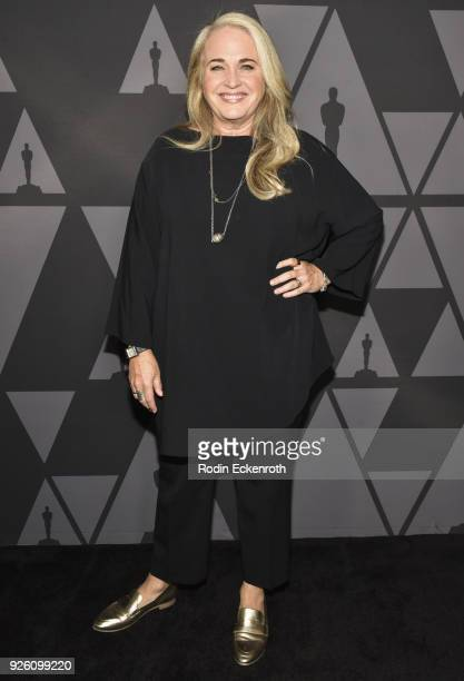 Darla K Anderson attends the 90th Annual Academy Awards Oscar Week Celebrates Documentaries at Samuel Goldwyn Theater on February 28 2018 in Beverly...