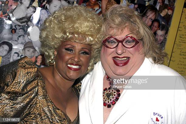 Darlene Love and Bruce Vilanch *Exclusive Coverage*
