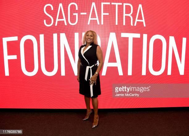 Darlene Love attends the SAG-AFTRA Foundation Conversations: Darlene Love at The Robin Williams Center on September 20, 2019 in New York City.