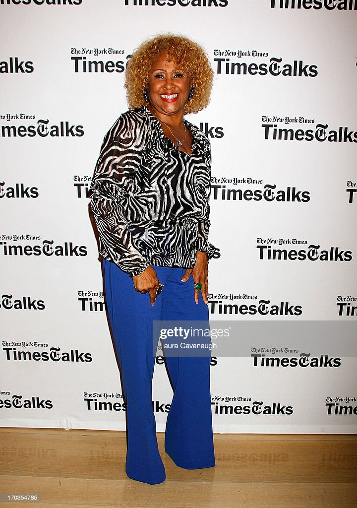 Darlene Love attends 'Twenty Feet from Stardom at Times Center on June 11, 2013 in New York City.