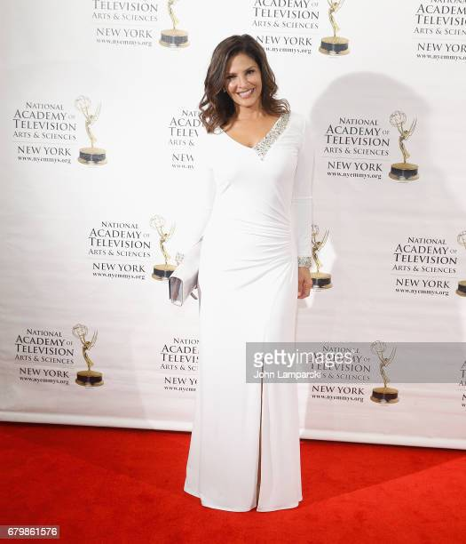 Darlene Rodriguez attends 60th Anniversary New York Emmy Awards Gala at Marriott Marquis Times Square on May 6 2017 in New York City