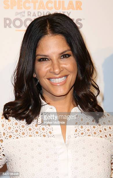 Darlene Rodriguez attends the Opening Night performance of 'New York Spectacular' at the Radio City Music Hall on June 23 2016 in New York City