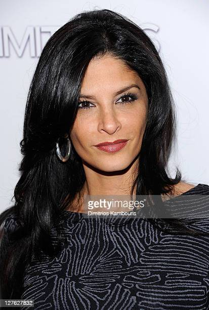 Darlene Rodriguez attends the premiere of Limitless at the Regal Union Square on March 8 2011 in New York City