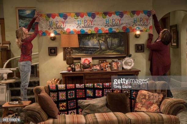 ROSEANNE Darlene v David David unexpectedly shows up for Harris' birthday after being absent for years forcing Darlene to reexamine their...