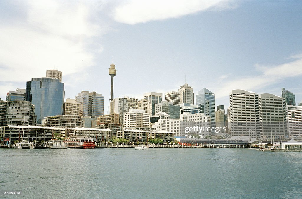 Darling Harbor, Sydney, Australia : Stock Photo