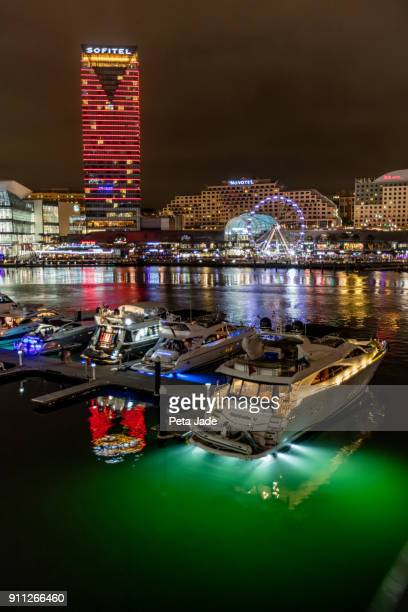 Darling Harbour Cruiser