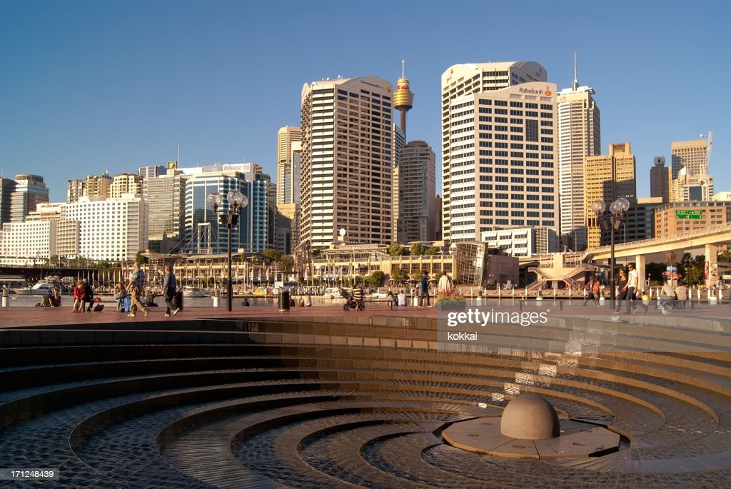 Darling Harbour : Stock Photo