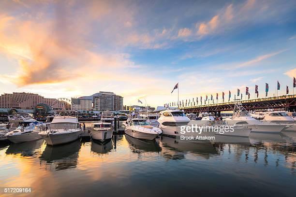 Darling Harbour. Sydney, Australia.