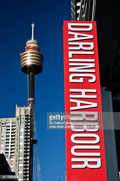 Darling Harbour : Sydney : Australia