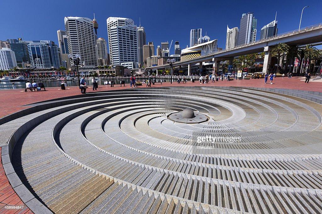Darling Harbour Sydney : Stock Photo