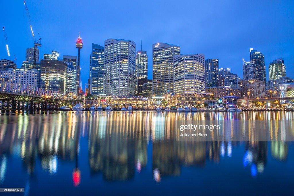Darling harbour, Sydney : Stock Photo