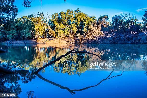 Darling River at sunrise