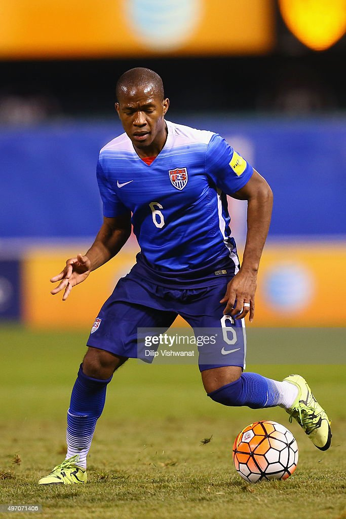 St Vincent & The Grenadines v United States - FIFA 2018 World Cup Qualifier
