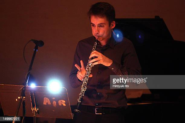 Darmstadt Essential Repertoire presents Luciano Berio's Sequenzas at Issue Project Room on Wednesday night December 1 2010This imageJames Austin...