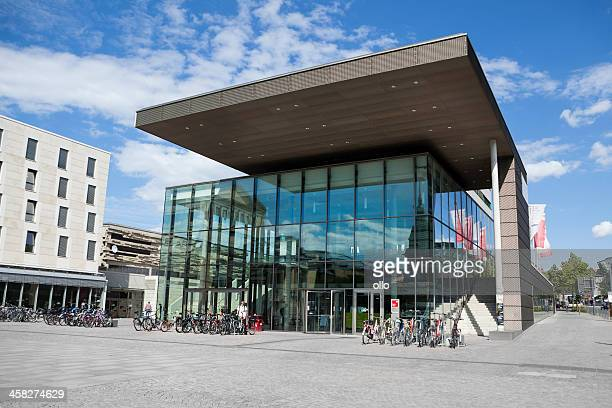 tu darmstadt, germany - darmstadt stock pictures, royalty-free photos & images