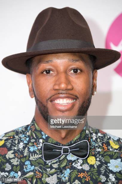 Darnell Ferguson attends the 145th Kentucky Derby Unbridled Eve Gala at The Galt House Hotel Suites Grand Ballroom on May 03 2019 in Louisville...