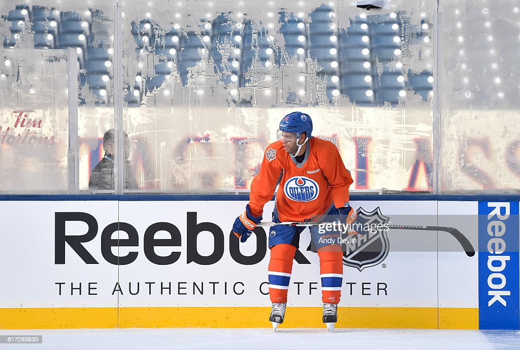 2016 Tim Hortons NHL Heritage Classic - Practice Day