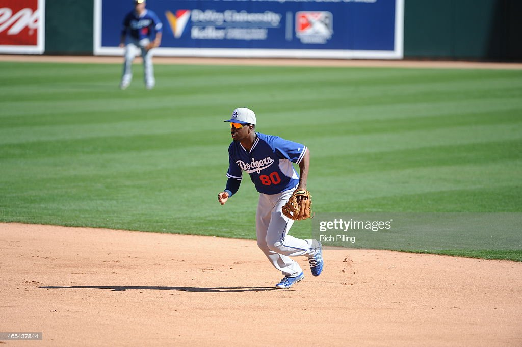 Los Angeles Dodgers v Chicago White Sox : News Photo