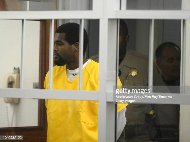 Darnell Washington makes an appearance during a plea hearing in Contra Costa County Superior Court in Richmond Calif on Thursday Nov 8 2012...