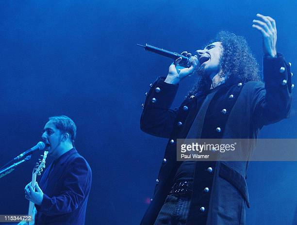 Daron Malakian and Serj Tankian of System of a Down