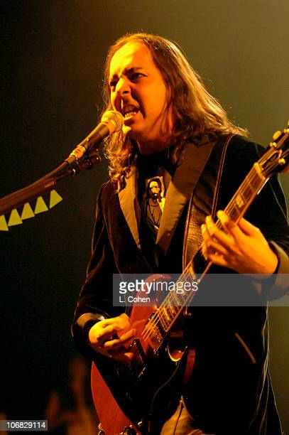 Daron Malakian of System of a Down during System of a Down in Concert at the Gibson Amphitheatre in Universal City April 24 2005 at Gibson...