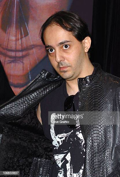 Daron Malakian of System of a Down during System of a Down Promote Their Album 'Mezmerize' at Best Buy in Burbank May 17 2005 at Best Buys in Burbank...