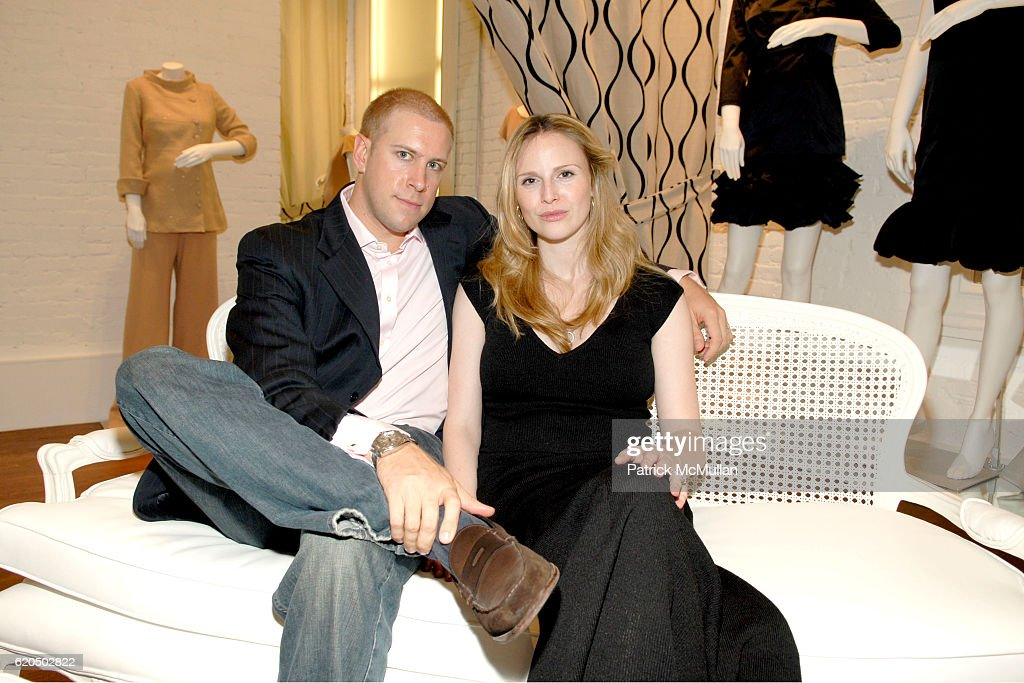 6b6c9cdf922 Daron Pope and Rosie Pope attend ROSIE POPE Maternity and... News ...