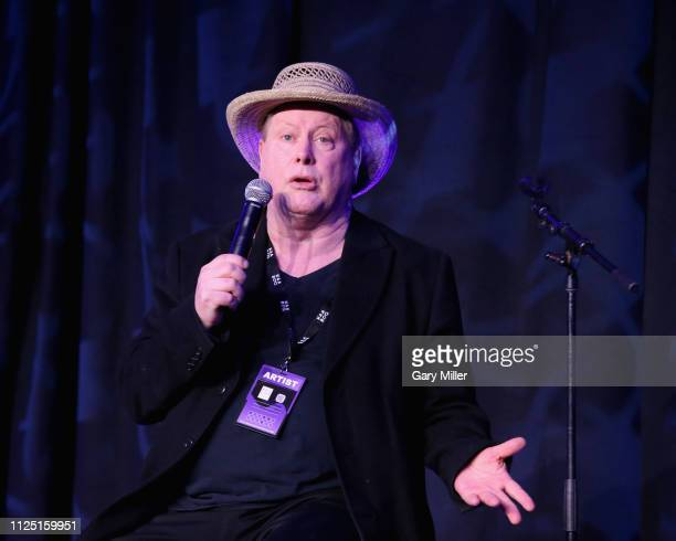 Darrel Hammond performs on stage during the sold out inaugural KAABOO Cayman Festival at Seven Mile Beach on February 15 2019 in Grand Cayman Cayman...