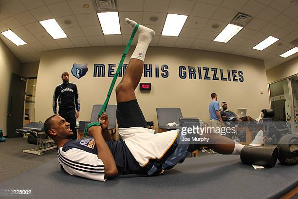 Grizzlies Locker Room Pictures and Photos | Getty Images