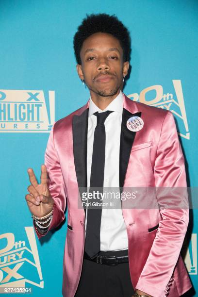 Darrell BrittGibson attends Fox Searchlight And 20th Century Fox Host Oscars PostParty on March 4 2018 in Los Angeles California