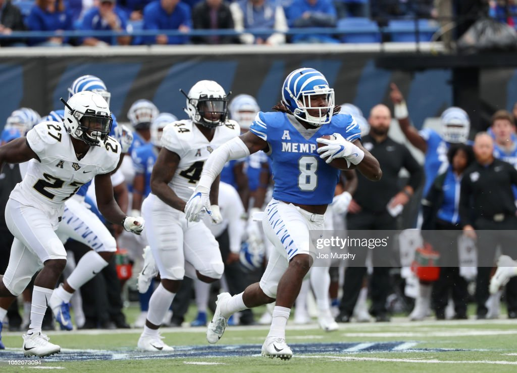 Central Florida v Memphis : News Photo