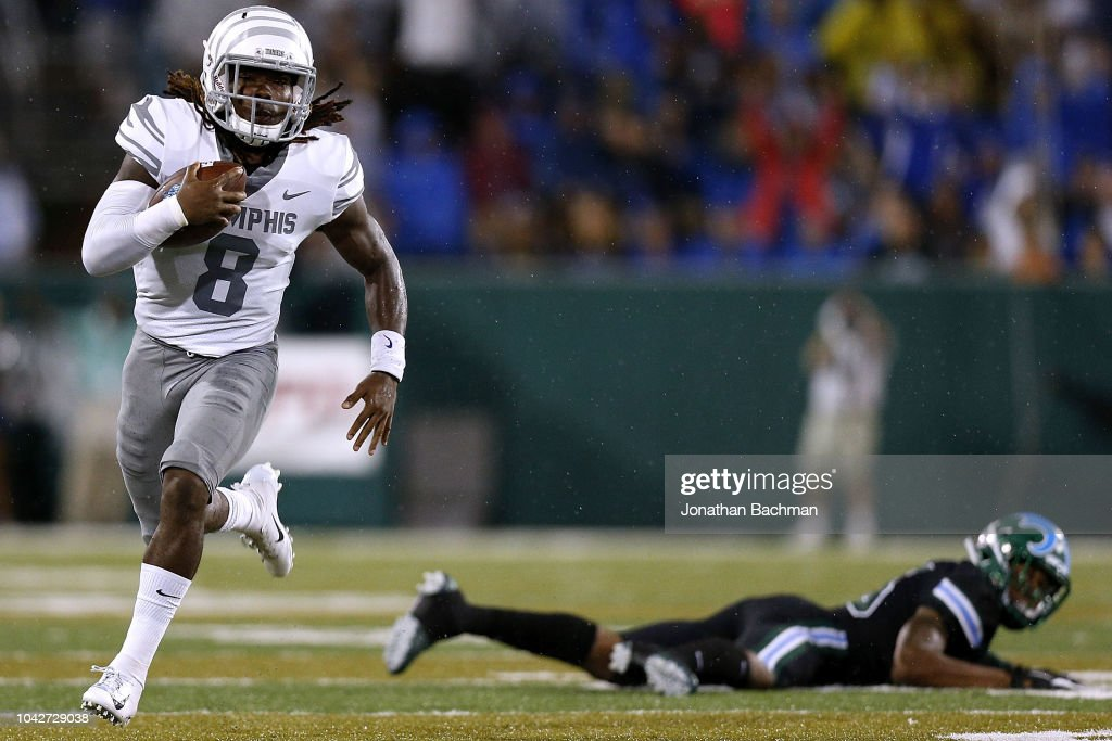 Memphis v Tulane : News Photo