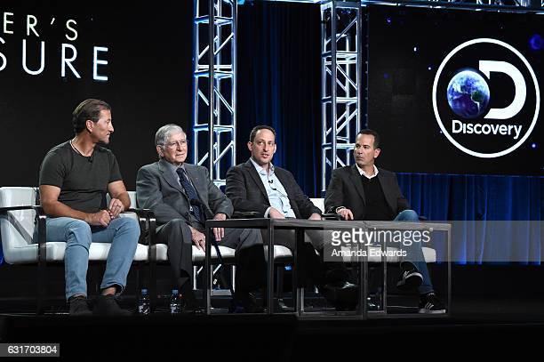 Darrell Miklos McDonnell Douglas Engineer Jerry Roberts AMPLE Executive Producer Ari Mark Amblin Television Executive Producer Darryl Frank speak...