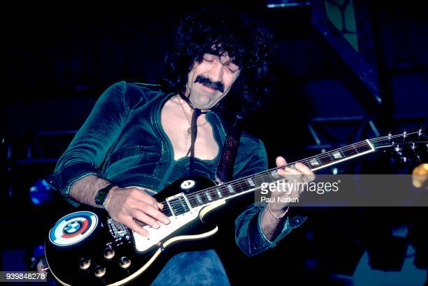 Darrell Sweet of Nazareth performing at the Aragon Ballroom In Chicago Ilinois March 23 1979