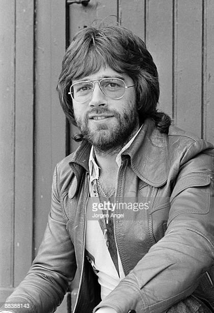 Darrell Sweet of the Scottish rock band Nazareth posed c1975 in Copenhagen Denmark