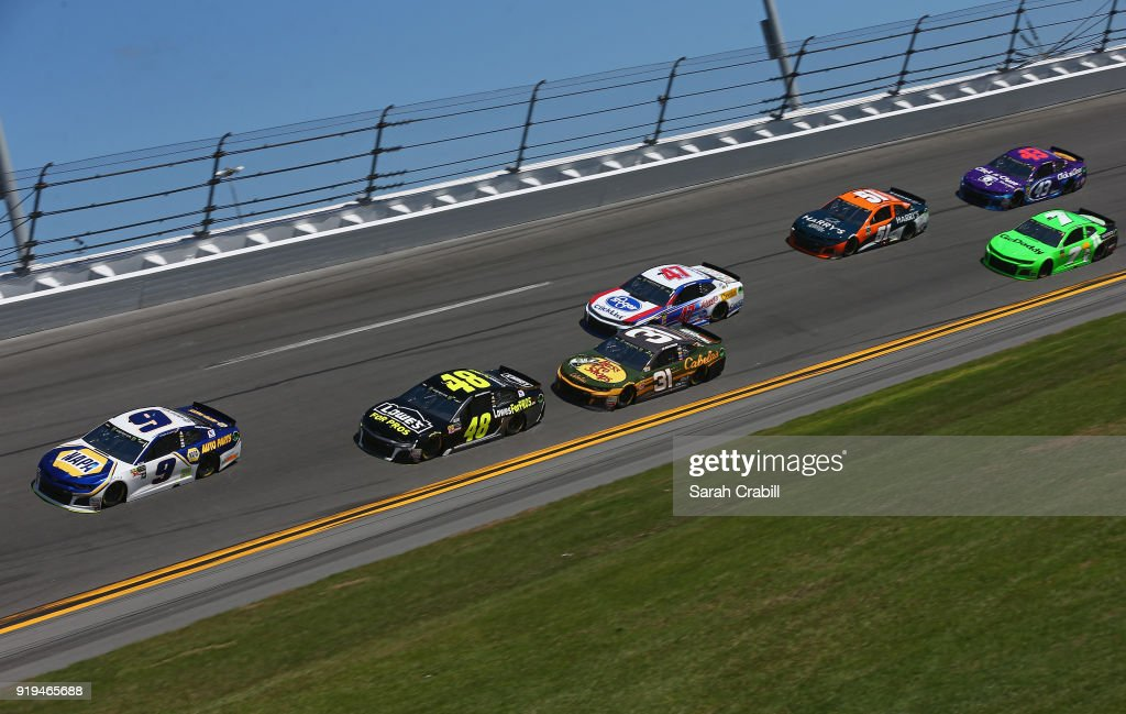 Daytona International Speedway - Day 6