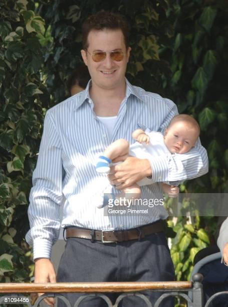 Darren Aronofsky and Henry Chance Aronofsky