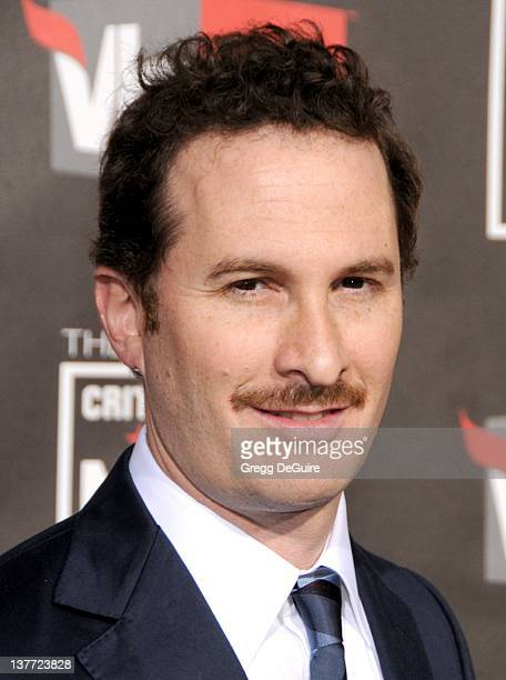 Darren Aronofsky arrives at The 16th Annual Critics' Choice Movie Awards at the Hollywood Palladium on January 14, 2011 in Hollywood, California.