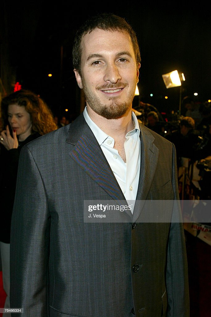 Darren Aronofsky at the Cinerama Dome in Hollywood, California