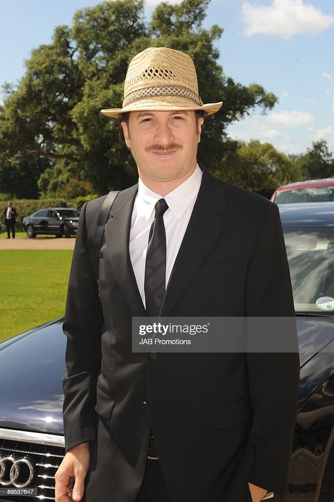 Darren Aronofsky attends a private lunch hosted by Audi at Goodwood on July 30, 2009 in Chichester, England.