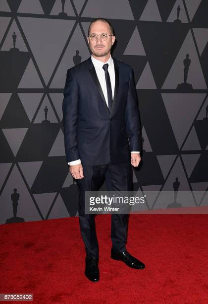 Darren Aronofsky attends the Academy of Motion Picture Arts and Sciences' 9th Annual Governors Awards at The Ray Dolby Ballroom at Hollywood Highland...