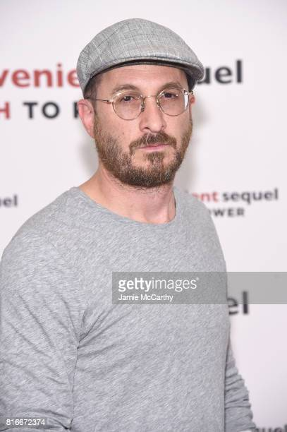 Darren Aronofsky attends the 'An Inconvenient Sequel Truth To Power' New York Screening' at the Whitby Hotel on July 17 2017 in New York City