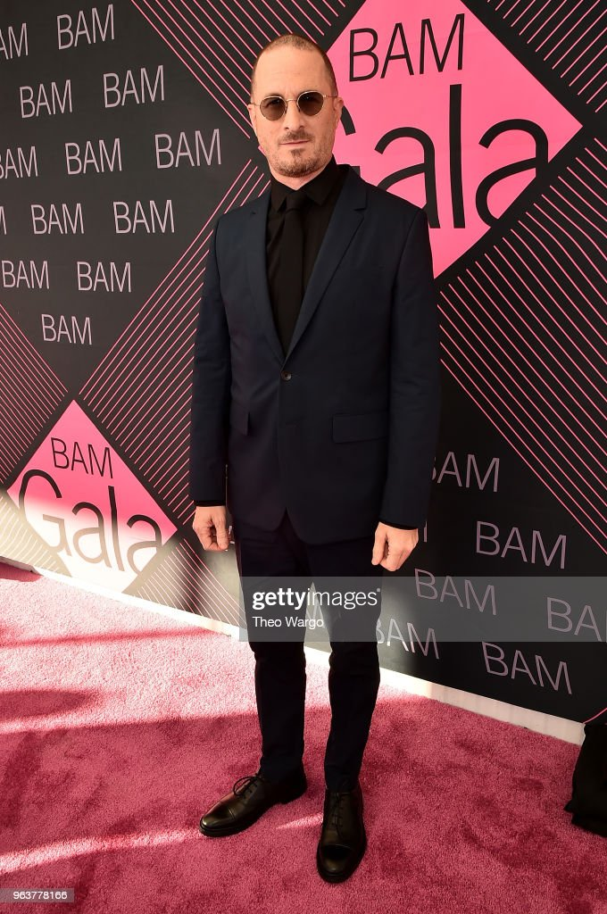 Darren Aronofsky attends the BAM Gala 2018 honoring Darren Aronofsky, Jeremy Irons, and Nora Ann Wallace at Brooklyn Cruise Terminal on May 30, 2018 in New York City.