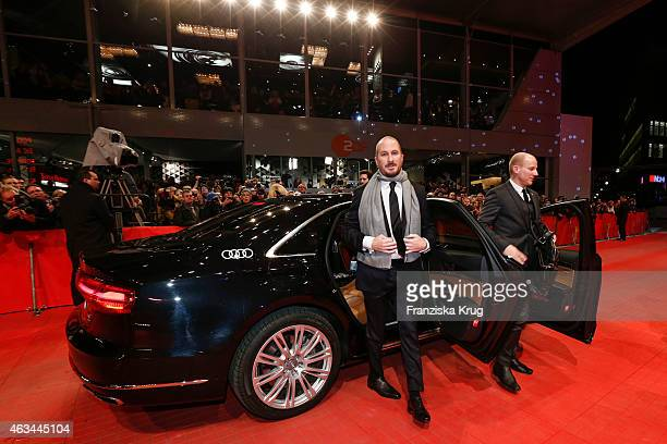 Darren Aronofsky attends the Closing Ceremony Red Carpet Arrivals AUDI At The 65th Berlinale International Film Festival on February 14 2015 in...