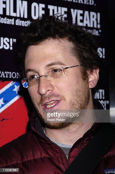 Darren Aronofsky during Sorry Haters New York City Premiere Arrivals at The IFC Center in New York New York United States