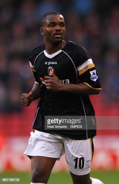 Darren Bent Charlton Athletic