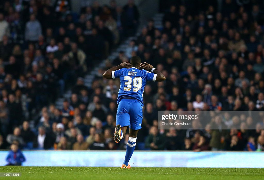 Brighton & Hove Albion v Fulham - Sky Bet Championship : News Photo