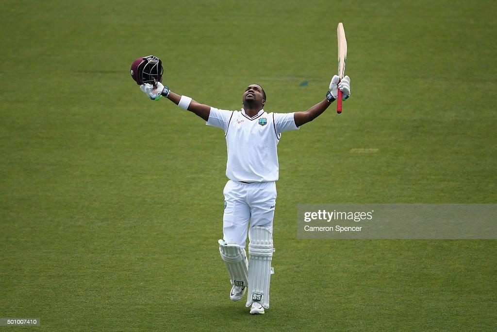 Australia v West Indies - 1st Test: Day 3